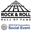 Rock and Roll Hall of Fame (Fall 2016)