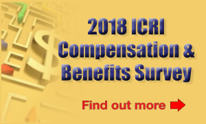 2018 ICRI Compensation & Benefits Survey