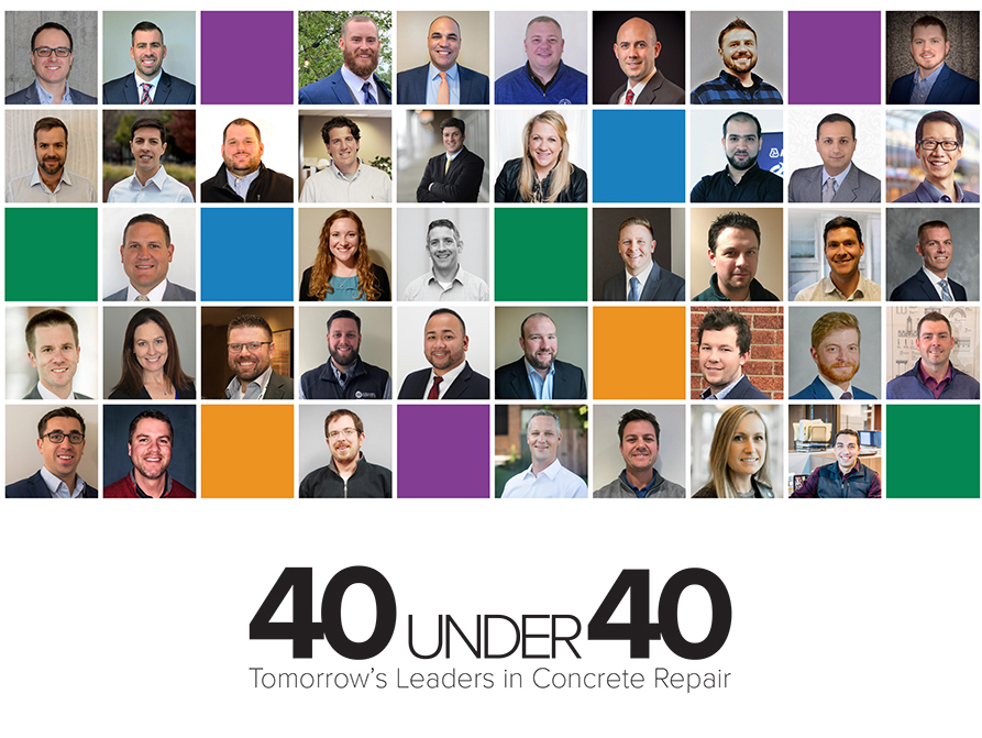 40under40 Cover
