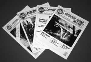 First issues of CRB