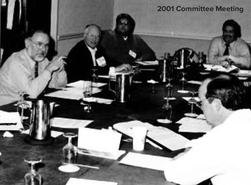 2001 ICRI Committee Meeting