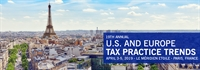 U.S. and Europe Tax Practice Trends Conference