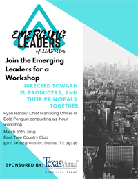Emerging Leaders Workshop