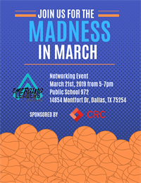 Emerging Leaders Networking: March Madness