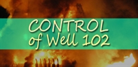 Control of Well 102