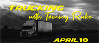 Trucking with Tommy Ruke