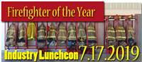 Firefighter of the Year Award Industry Luncheon