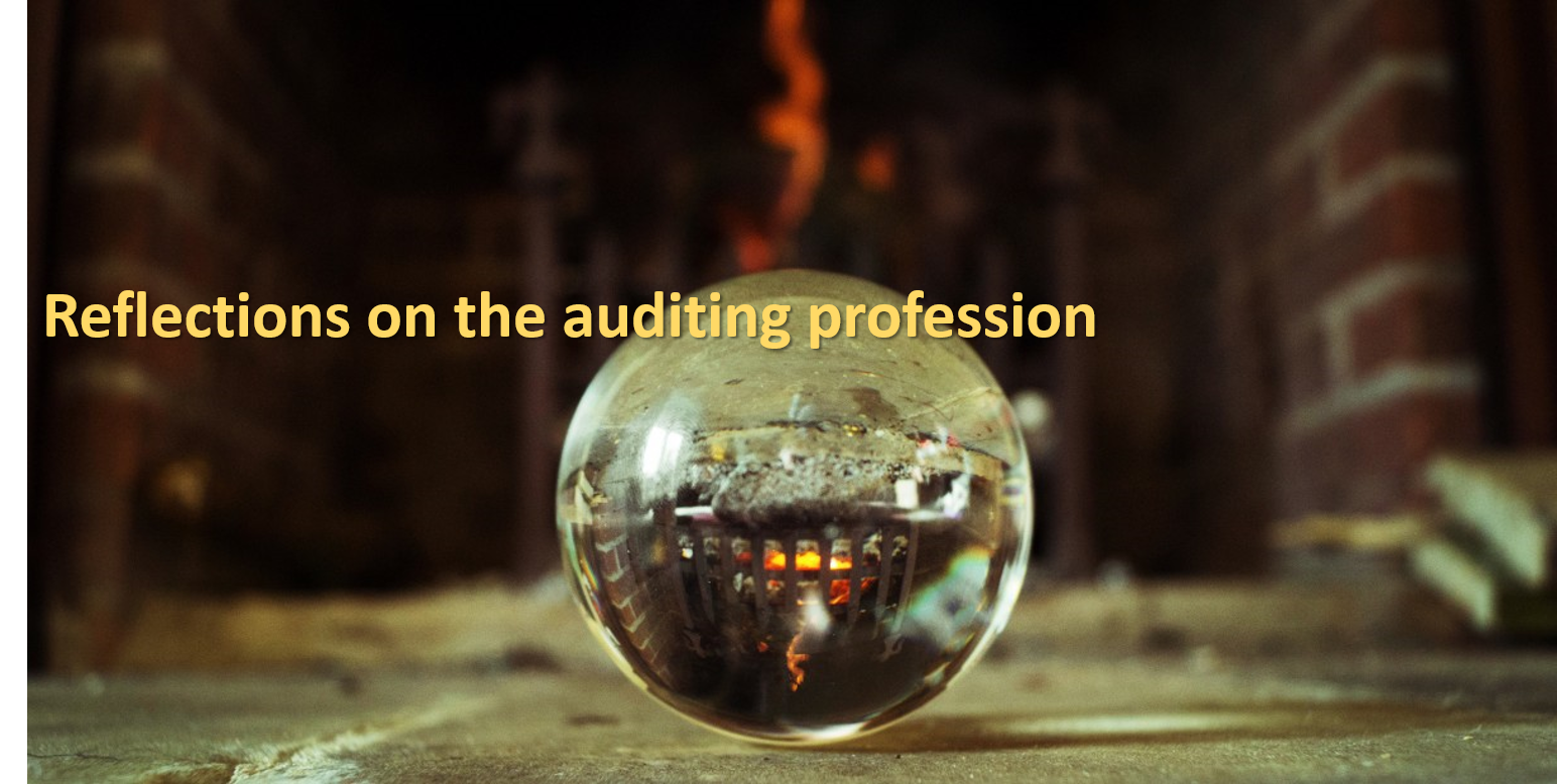 Reflections on the auditing profession - Institute of