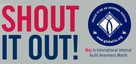 Internal Audit Awareness Month