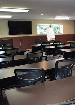 Prelicensing Classroom at IIAW