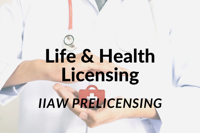 Life and Health Insurance Prelicensing virtually and in person