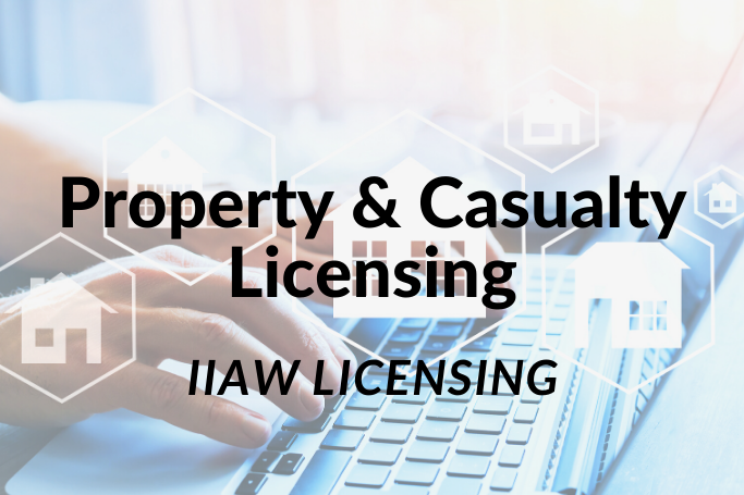 Property and Casualty Insurance Prelicensing online and in-person