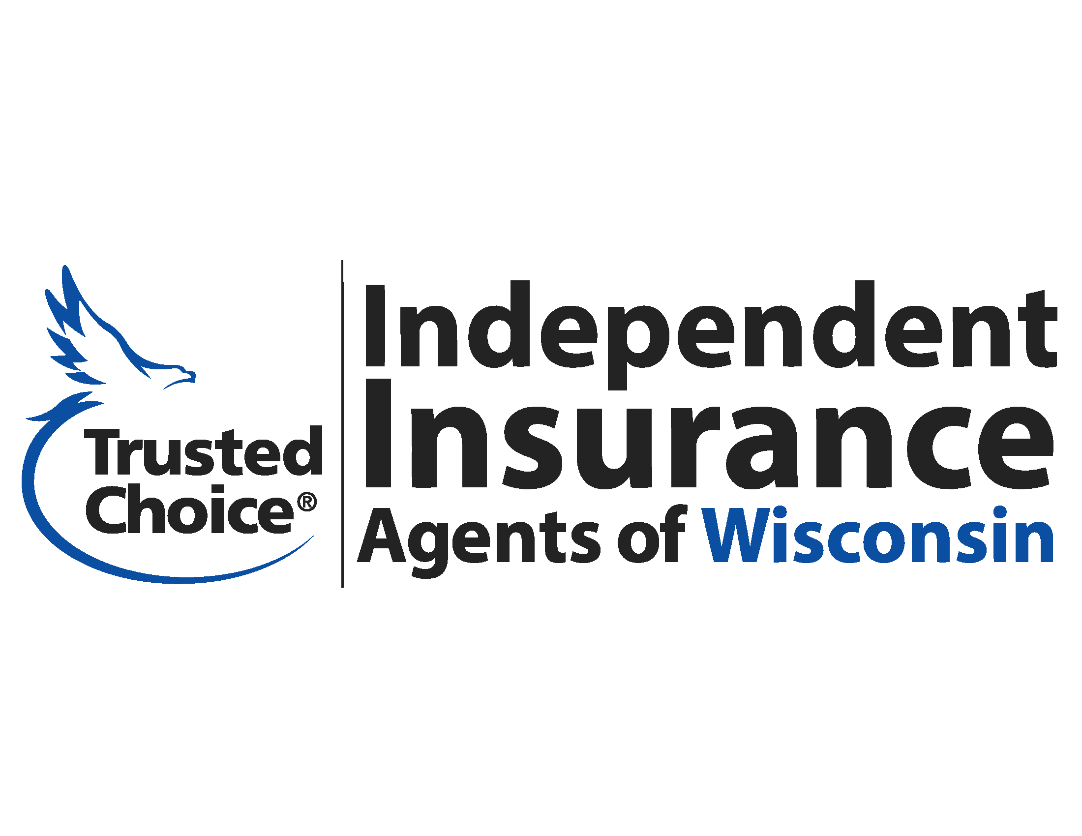 IIAW Logo - Trusted Choice/Independent Insurance Agents of Wisconsin Logo