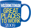 great places to work mug logo