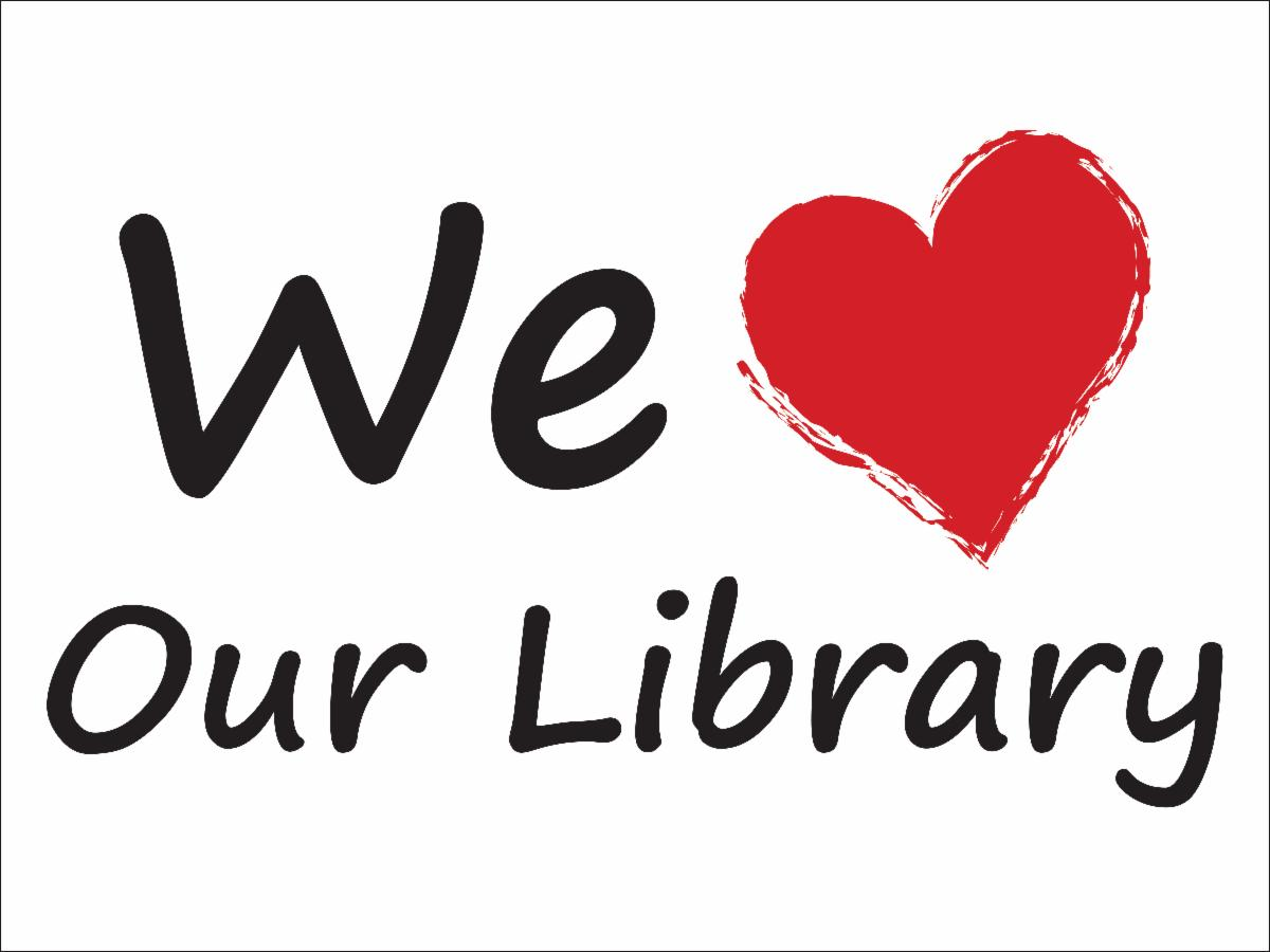 We {heart} Our Libraries