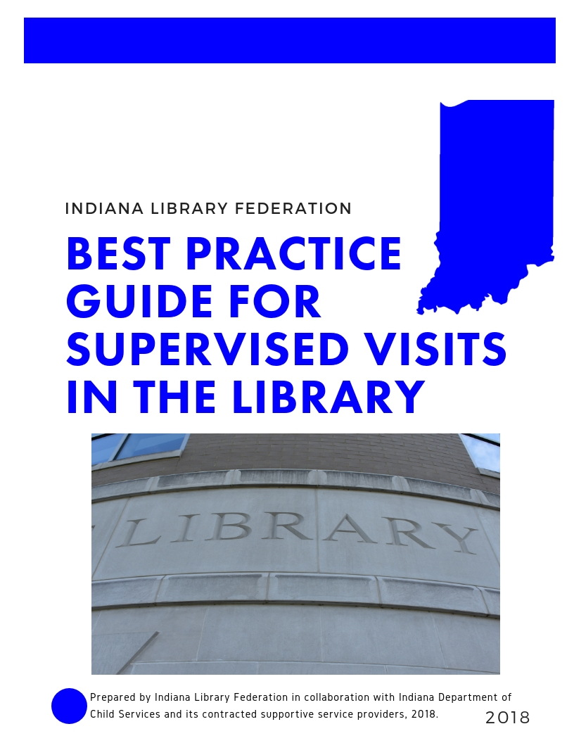 best practice guide for supervised visits front page