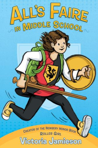 All's Faire In Middle School book cover