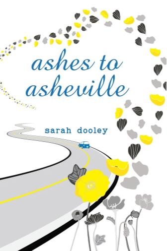 Ashes to Asheville book cover