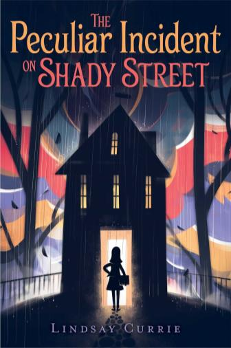 Peculiar Incident on Shady Street book cover