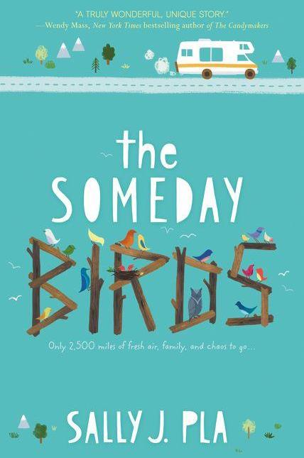 The Someday Birds book cover
