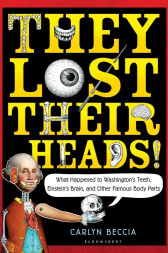 They Lost Their Heads book cover