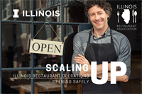 Webinar - Scaling UP Illinois Restaurant Operations: Safety Considerations