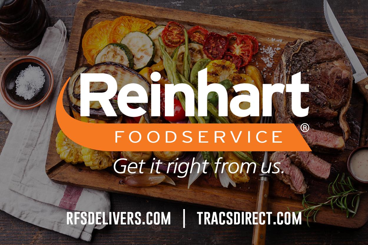 Perfect Pair - Reinhart Foodservice - Illinois Restaurant