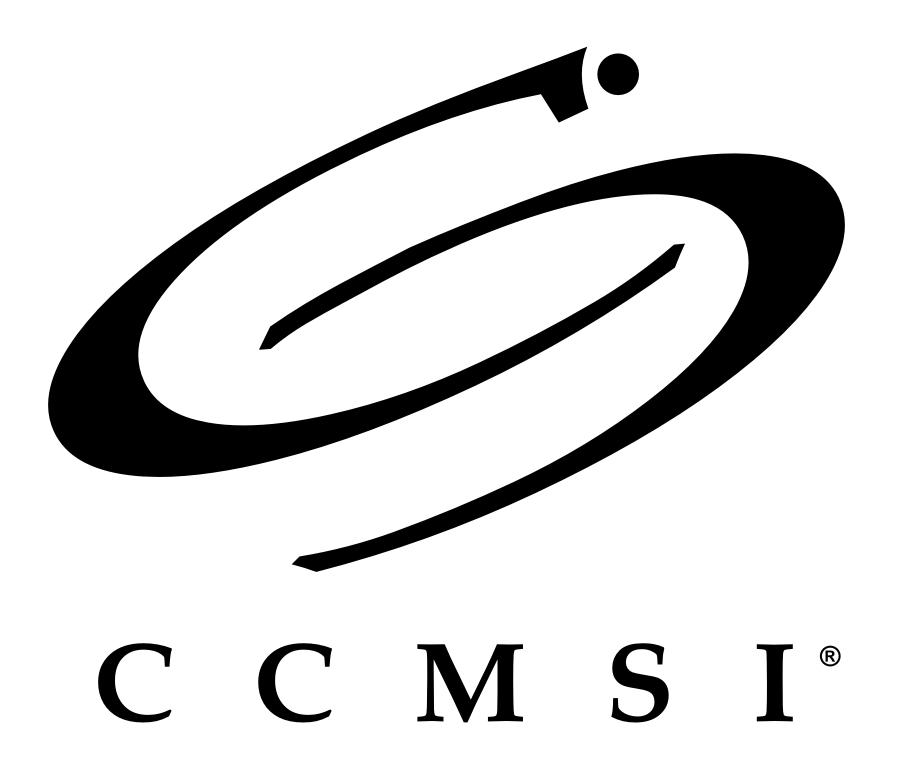 CCMSI Company Logo