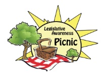 Legislative Awareness Picnic