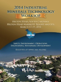2014 Industrial Minerals Technology Workshop, Hilton Head, SC, Hilton Head Marriott Resort & Spa