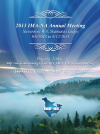 2013 IMA-NA Annual Meeting, Stevenson, WA, Skamania Lodge