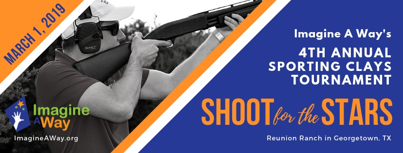 Clay Shoot Banner graphic