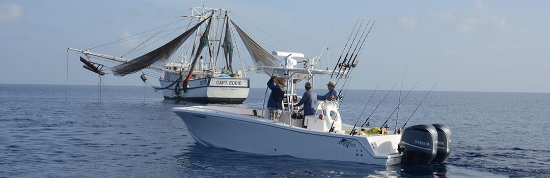 Florida Fishing boats image