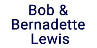 Bob & Bernadette Lewis