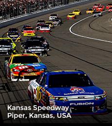 Kansas Speedway – Piper, Kansas, USA