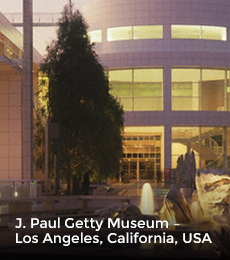 J. Paul Getty Museum – Los Angeles, California, USA