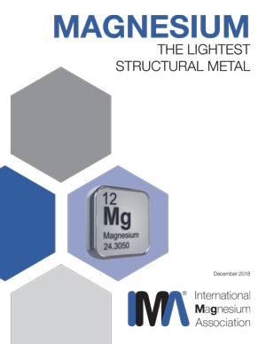 Magnesium: The Lightest Structural Metal Cover