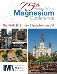 World Magnesium Conference Banner