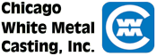 Chicago White Metal Casting logo