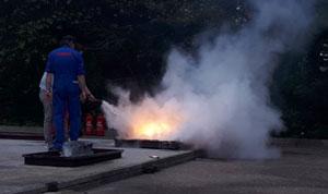 New Magnesium Fire Extinguisher