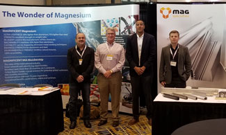 IMA Promotes Magnesium at GALM Detroit Conference