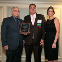 GF Casting Solutions AG accepts IMA Award of Excellence in Automotive Cast Product Category