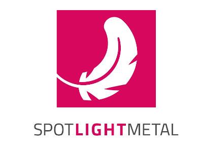 Spotlight Metal Logo