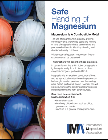Safe Handling of Magnesium