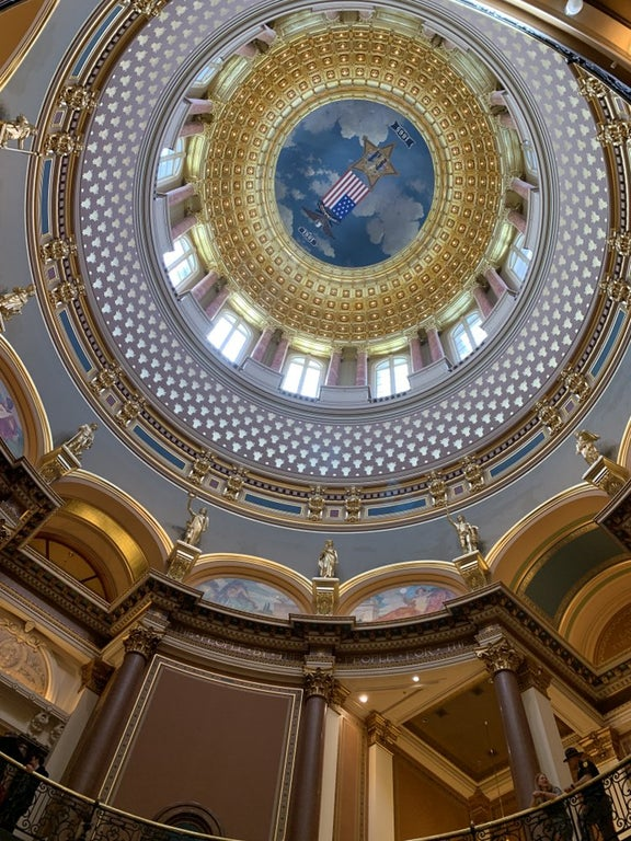 Picture of Iowa Capital Rotunda