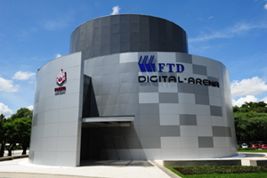 FTD Digital Arena in Brazil