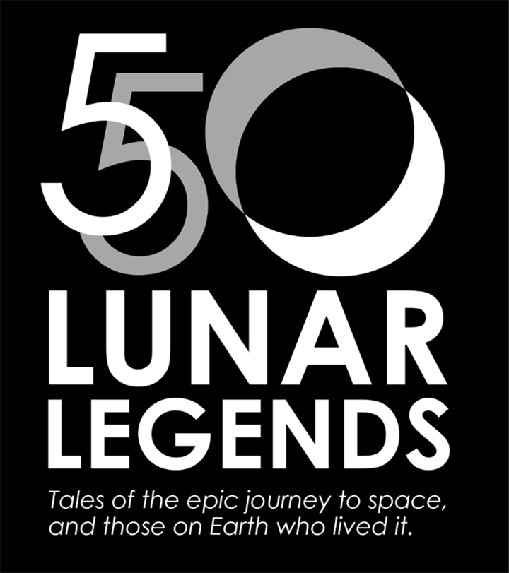 Trench Media Lunar Legends logo