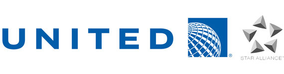 United Airlines logos