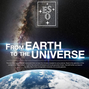 image-From Earth to the Universe