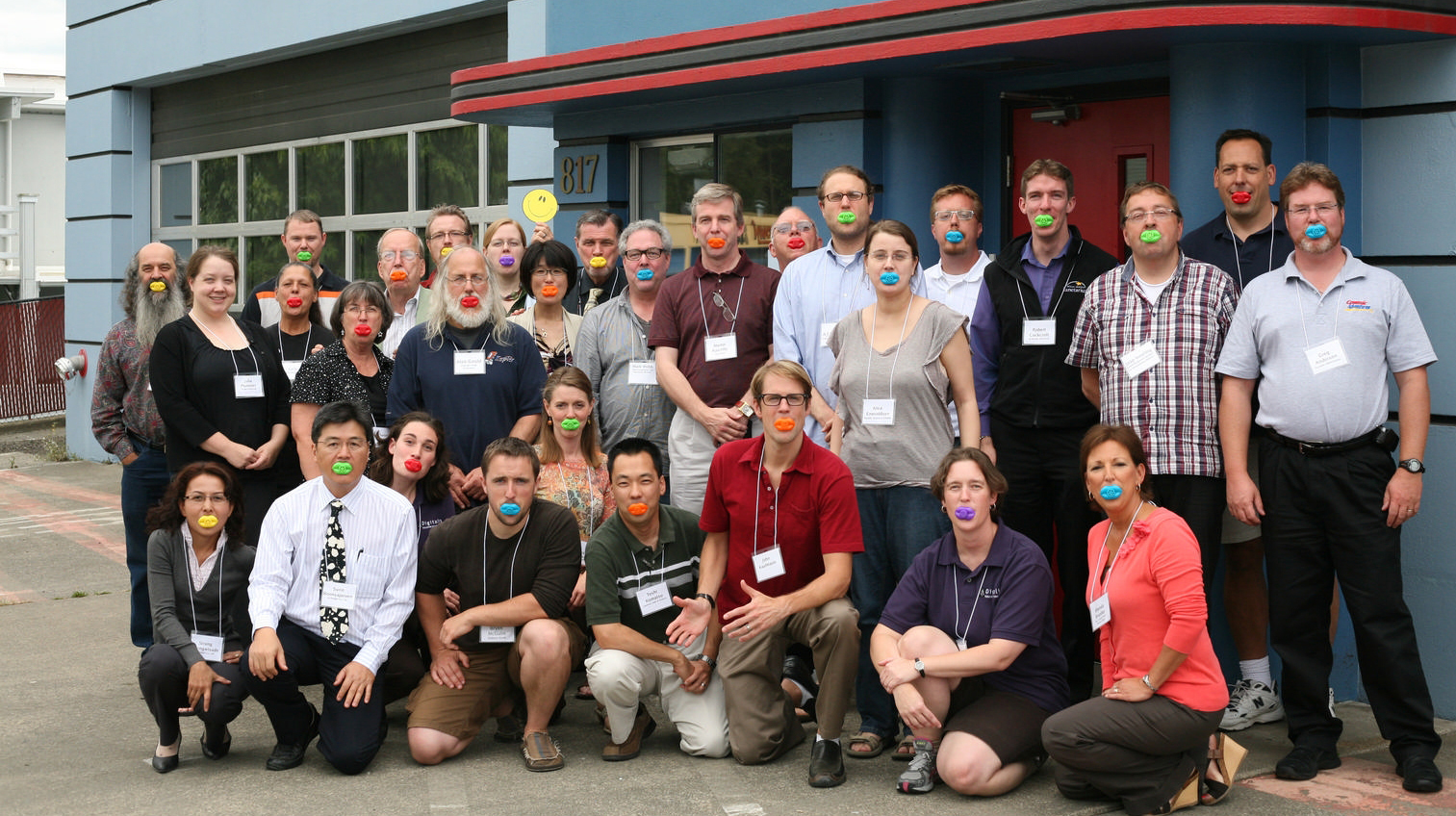LIPS 2011 Attendees
